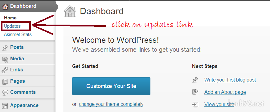 loi upload wordpress 2