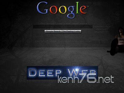 deep web la gi