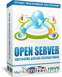 cai localhost Open Server
