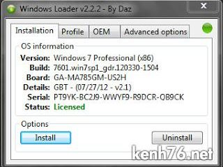 Windows Loader 2
