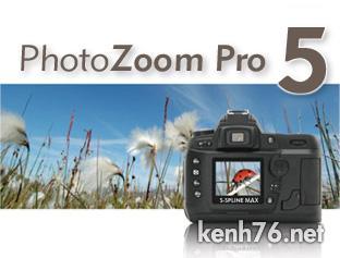 BenVista PhotoZoom Pro 5 Full
