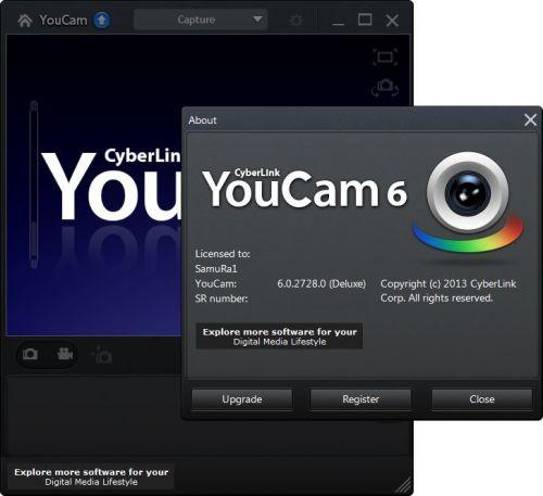 download cyberlink youcam full crack