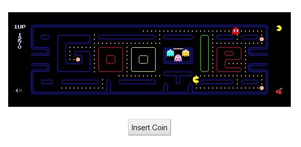 google-doodles-pacman