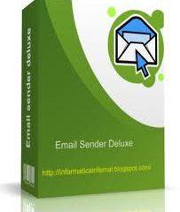 Kristanix Email Sender Deluxe 2