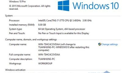 active windows 10 kich hoat ban quyen win 10