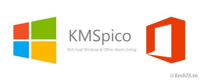 KMSPico v10.1.7 – Active Crack Win 10 & Office 2016 chỉ 1 click