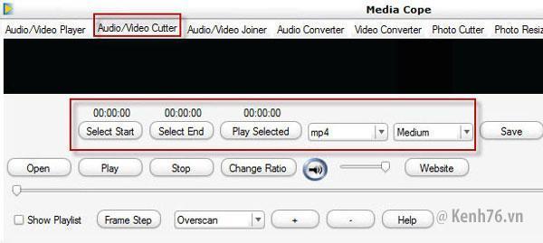 Phần mềm cắt Video miễn phí 2018 - Phần mềm cắt file Video lớn